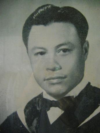 Santiago Osorio Family Josefina Osorio